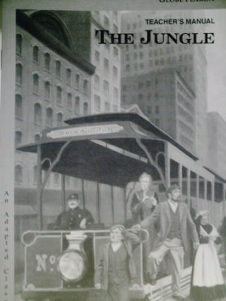 Jungle TM (TE)(P) by Upton Sinclair