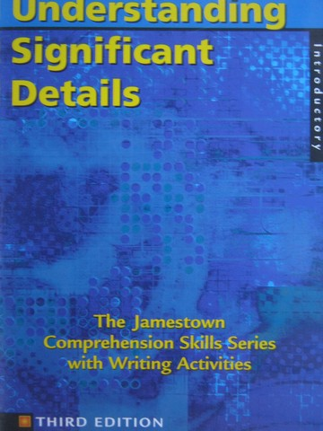 Understanding Significant Details 3rd Edition Introductory (P)