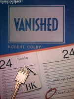 Double Fastback Vanished (P) by Robert Colby