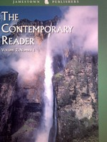 Contemporary Reader Volume 2 Number 1 (P)