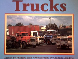 Foundations 1 Trucks (P) by Philippa Jean