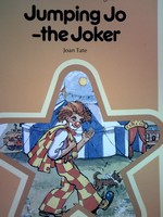 Gold Star Jumping Jo - the Joker (P) by Joan Tate