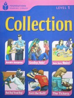 Foundations Reading Library 1 Collection (P) by Waring & Jamall