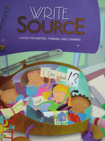 Write Source 1 (H) by Kemper, Peigel, & Sebranek