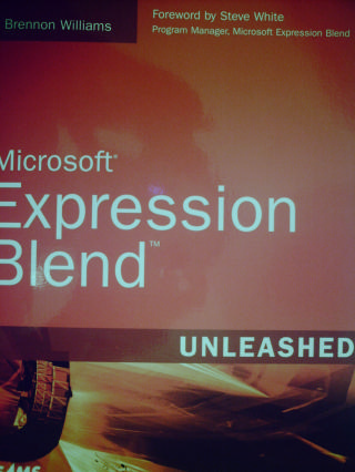 Microsoft Expression Blend Unleashed (P) by Brennon Williams