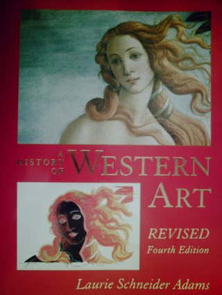 A History of Western Art Revised 4th Edition (P) by Adams