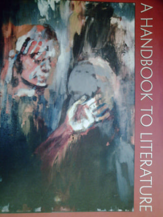 A Handbook to Literature 8th Edition (P) by Harmon & Holman