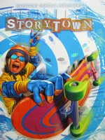 Storytown 5 Ride the Edge (H) by Beck, Farr, Strickland, Ada,