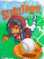Storytown 4.1 Winning Catch TE (TE)(Spiral) by Beck, Farr,