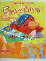 Storytown K TE Volume 5 (TE)(Spiral) by Beck, Farr, Strickland, - Click Image to Close