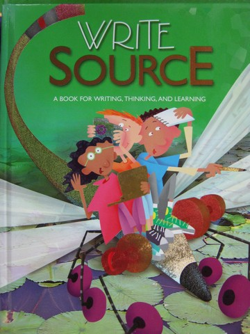 Write Source 4 (H) by Kemper, Sebranek, & Meyer