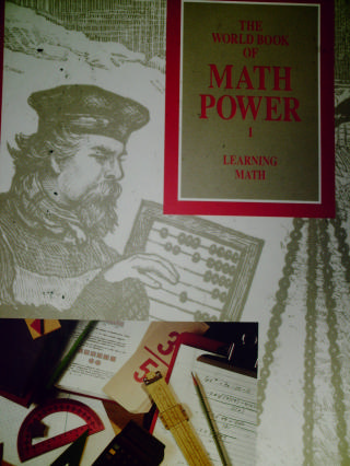 World Book of Math Power Volume 1 Learning Math (H) by Nault,