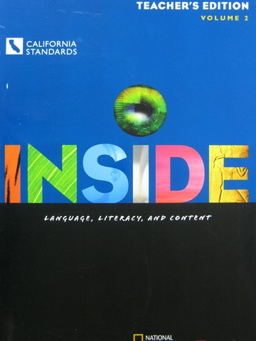 Inside Level C TE Volume 2 (CA)(TE)(Spiral) by Moore, Short,