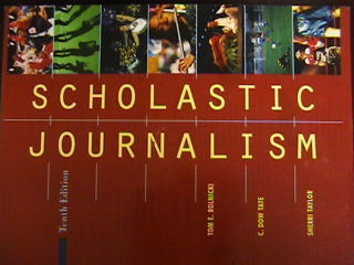 Scholastic Journalism 10th Edition (P) by Rolnicki, Tate, Taylor