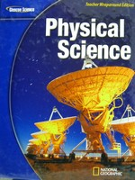 Physical Science TWE (TE)(H) by McLaughlin, Thompson,