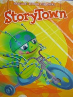 Storytown 1-2 Zoom Along (H) by Beck, Farr, Strickland, Ada,