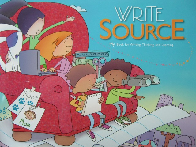 Write Source K (P) by Sebranek, Kemper, & Reigel