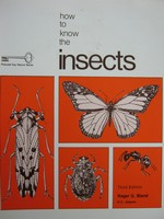 How to Know the Insects 3rd Edition (Spiral) by Bland & Jaques