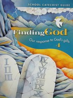 Finding God 4 School Catechist Guide (TE)(Spiral) by Campbell/