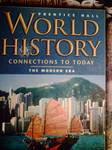 modern world history textbook