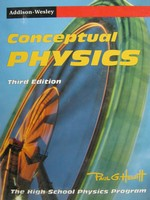 Addison-Wesley Conceptual Physics 3rd Edition (H) by Hewitt