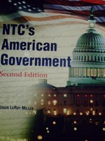 American Government 2nd Edition (H) by Roger LeRoy Miller