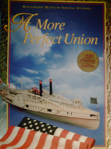 A More Perfect Union 8 21st Century Edition (H) by Armento,