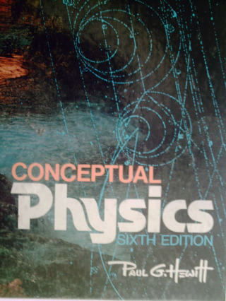 Conceptual Physics 6th Edition H By Paul G Hewitt