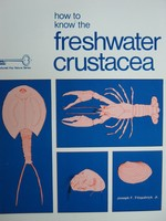 How to Know the Freshwater Crustacea (Spiral) by Fitzpatrick