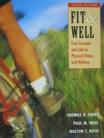 Fit & Well 3rd Edition (P) by Fahey, Insel, & Roth
