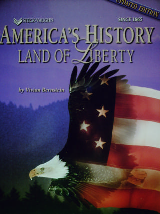 America's History Land of Liberty Since 1865 Updated Edition (P)