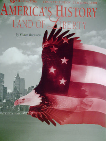 America's History Land of Liberty Complete Edition TG (TE)(P)