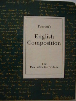 Fearon's English Composition (H) by Joanne Suter