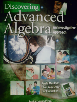 Discovering Advanced Algebra An Investigative Approach (H)