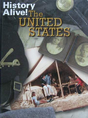 History Alive! The United States (H) by Diane Hart