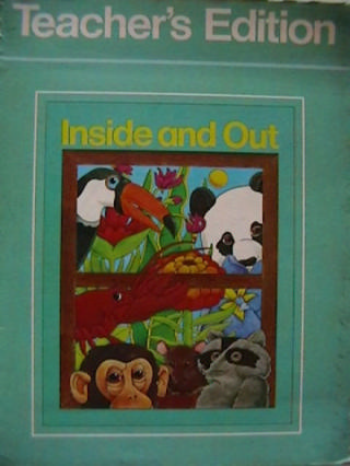 Inside & Out Level 10 TE (TE)(Spiral) by Ruddell, Harson,