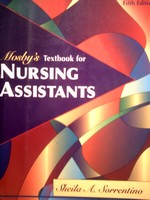 Mosby's Textbook for Nursing Assistants 5e (P) by Sorrentino