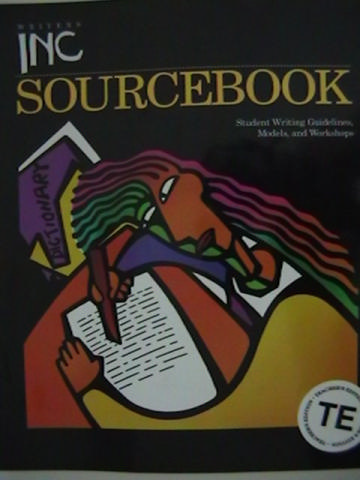 Writers Inc 11 Sourcebook TE (TE)(P) by Sebranek & Kemper