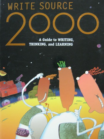 Write Source 2000 (H) by Sebranek, Kemper, & Meyer