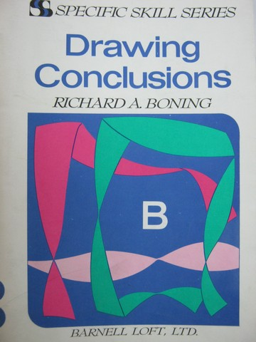 Specific Skill Series Drawing Conclusions Book B 2nd Edition (P)