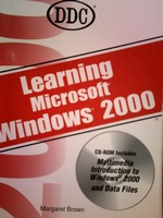 Learning Microsoft Windows 2000 (Spiral) by Margaret Brown