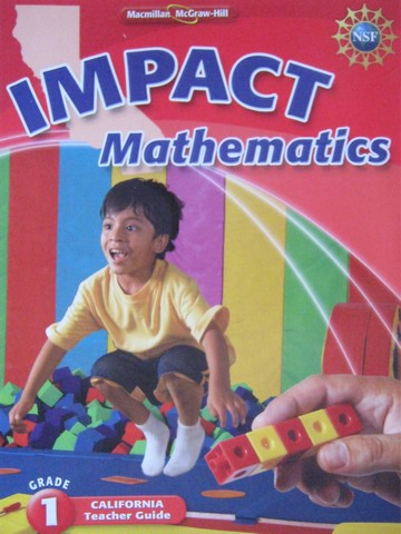 IMPACT Mathematics 1 Teacher Guide (CA)(TE)(Spiral) by Whitney,