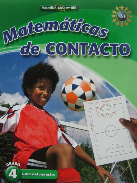 Matematicas de contacto 4 TE (TE)(Spiral) by Whitney & Silbey