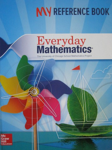 Everyday Mathematics CCSS 1&2 4th Edition My Reference Book (H)