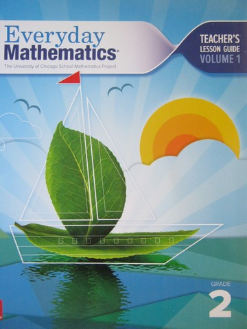 Everyday Mathematics CCSS 2 4th Edition TLG 1 (TE)(Spiral)