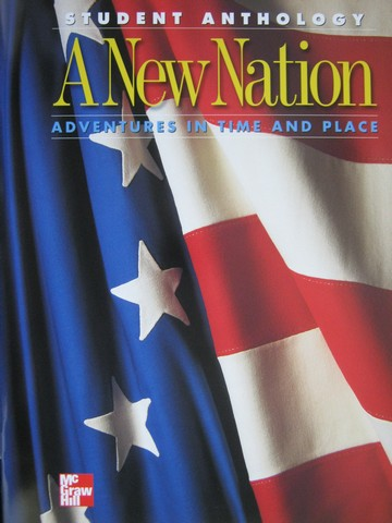 A New Nation 5 Student Anthology (P)