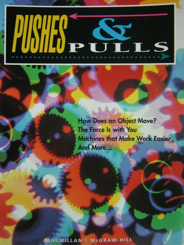 Pushes & Pulls 3 (P) by Atwater, Baptiste, Daniel, Hackett,