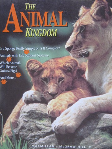 Animal Kingdom 6 (P) by Atwater, Baptiste, Daniel, Hackett,