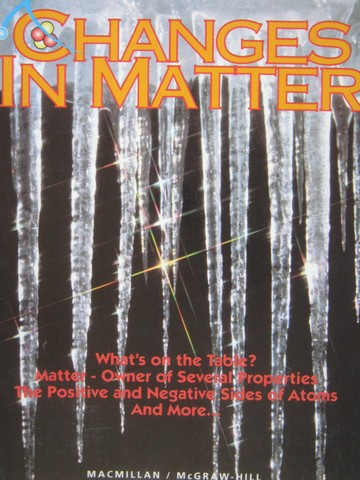 Changes in Matter 7 (P) by Atwater, Baptiste, Daniel, Hackett,