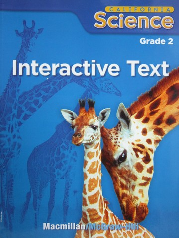 California Science 2 Interactive Text (CA)(P)